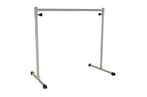 Stamina Aluminum Studio Barre with Workout DVD - Includes 18 Height ()