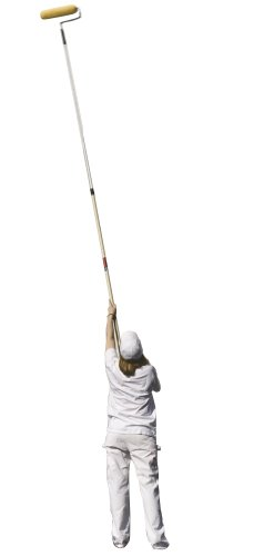 Wooster Brush SR092 Sherlock GT Convertible Extension Pole, 6-12 feet