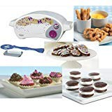 Easy Bake Ultimate Oven Baking Star Series with 3 Extra Packs of Goodies (Oven Bake Hasbro Easy)