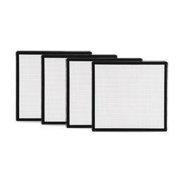 Alen (BF25A-Silver-5 HEPA-Silver Replacement Filter for A350 and A375 Air Purifiers, 5-Pack For Sale