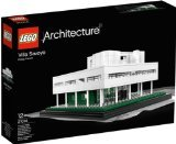 with LEGO Architecture design