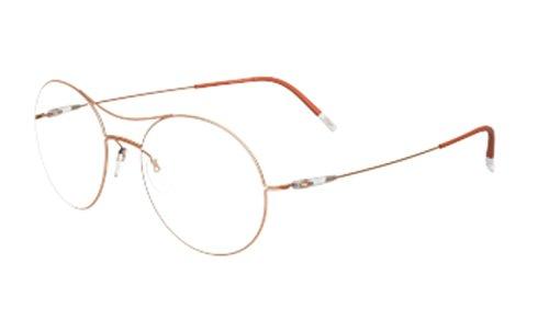 - Eyeglasses Silhouette Dynamics Colorwave Full Rim 5508 3530 rose 52/19/135 3 pie