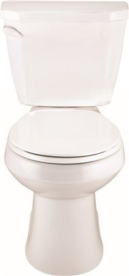 Gerber Viper Complete Toilet-in-A-Box with Round Front Bowl, 1.28 Gpf, White