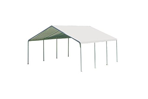 SUPER MAX 18 x 20 ft. Eight-Leg Frame Canopy Review