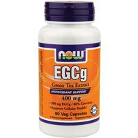 NOW Foods EGCg Green Tea Extract 400mg