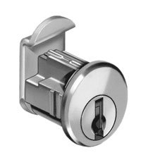 Standard Keyed Cam Lock, Key Different by COMPX NATIONAL (Image #1)