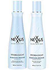 Nexxus New York Hydra-Light Moisture Shampoo And Conditioner Set 13.5 fl.oz Each ()