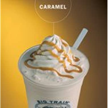 Big Train Blended Ice Coffees Caramel 3.5lb Bag - Single Bag
