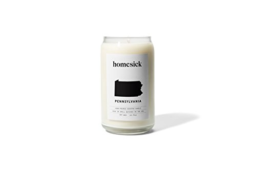 Homesick Scented Candle, Pennsylvania