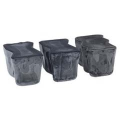 016-1604-00 ( P840-K3 ) Premium Compatible Color Sticks, Box of 3, black