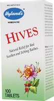 Hyland's Hives -- 100 Tablets (Quantity of 4)