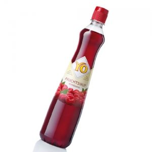 YO Fruchtsirup - Himbeere - 0,70 l