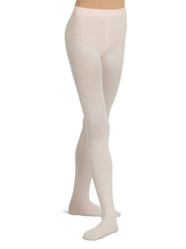 Large Product Image of Capezio Little Girls' Ultra Soft Self Knit Waistband Footed Tight