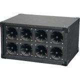 : PYLE PAHT8 8 Way DJ Tweeter System-Set of 8