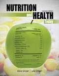 Nutrition and Health Today, Sinclair, Alicia and Zinger, Lana, 075759025X