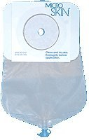 9'' Urostomy Pch W/barrier, For 1 3/8'' Stoma, 10