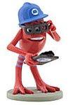 monsters inc mask mike - Disney / Pixar MONSTERS INC. Exclusive 2.5 Inch PVC Figure Fungus