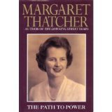 Path to Power, Margaret Thatcher, 0060172703