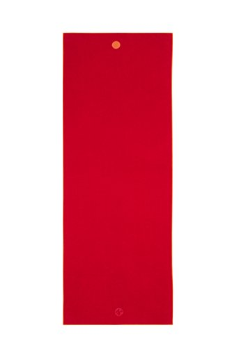 yogitoes Yoga Mat Towel, Chakra Red, 72″ For Sale