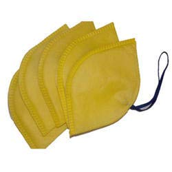 50 Pp in Mask Nos Yellow Pack Industrial Of Amazon Nose