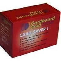 $41 » Cardboard Gold 200ct Card Saver 1 - Semi Rigid Sleeves Protectors - PSA - BGS - Graded Card…