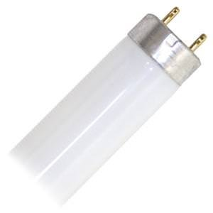 Fluorescent F17t8 Light Fixture - Bulbrite 528517 - F17T8/830/EW Straight T8 Fluorescent Tube Light Bulb