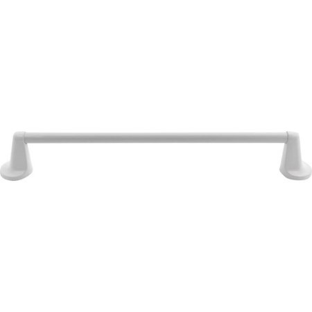 Mintcraft L5818-51-07 Towel Bar Atlantis White - 18 inch