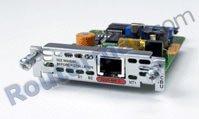 Cisco WIC-1B-S/T 1-Port ISDN BRI ISDN BRI 1720 2600 3600 WAN Interface Card