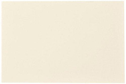 Crane & Co. Ecruwhite Kent Card (LC3116A) by Crane & Co., Inc. by Crane & Co., Inc.