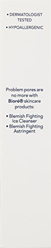 Biore Ultra Deep Cleansing Pore Strips, 6 Count Nose Strips