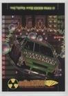 #18 Interstate Batteries Chevrolet (Trading Card) 1996 Maxx Racing Odyssey - Radioactive #RA 7 - Odyssey Racing Batteries