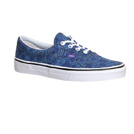 Femme Era Baskets Mode Bleu Vans SqnFZwgvxx
