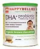 Happy Family happy bellies Baby Cereal - Brown Rice - 7 oz (Browns Rice compare prices)