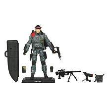 G.I. Joe Pursuit of Cobra 3 3/4 Inch Action Figure Lowlight