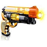 (Blade Runner Airsoft Toy Pistol by ArtCreativity Toy Gun for Kids with LED and Sound Effects, Design, Batteries Included, Sturdy Plastic Design, Great Gift Idea for Girl/Boy (1)