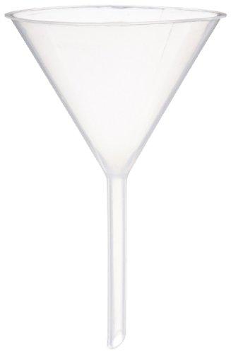 Ajax Scientific Polypropylene Funnel, 100mm Diameter