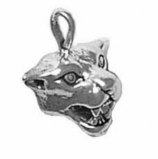 Cougar Head Charm (Cougar Head Charm [Jewelry])