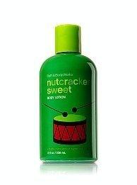Price comparison product image Bath & Body Works Nutcracker Sweet Body Lotion 8 fl oz