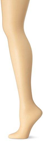 L'eggs Women's Silken 3 Pack Control Top Shaper Panty Hose, Nude, Q
