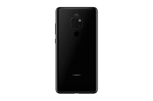 Huawei Mate 20 (Black) più Cover Originale, Telefono con 128 GB, Display 6.53