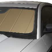 Covercraft UVS100 Custom Sunscreen: 2007-12 Fits Mitsubishi Eclipse Spyder (Gold) (UV10995GD)