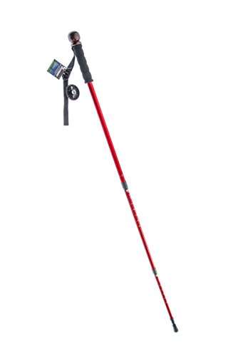 SE WS8L Bastón plegable para caminar/escalar con brújula y palo de selfie