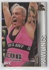 Bec Rawlings  Trading Card  2015 Topps Ufc Champions    Base   162