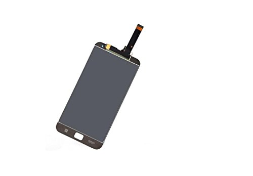 Black Full LCD display touch screen assembly For Meizu MX4 pro