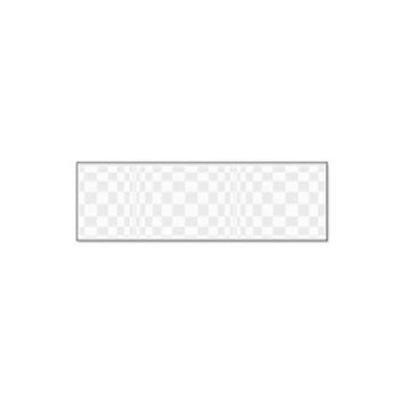 Seiko Self-Adhesive Address Labels,1-1/8 x 3-1/2, Clear, 260/Box