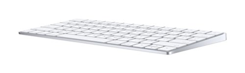 Apple Magic Wireless Keyboard 2 - MLA22LL/A Silver (Certified Refurbished)