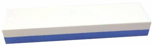 Abziehstein Korund Kombi FEPA 220/400 (220/1000 JIS) 5cm Breite + Gratis-Unterlage