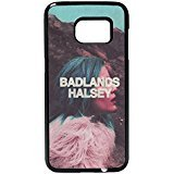 Badlands Halsey Case / Color Black Plastic / Device Samsung Galaxy S7