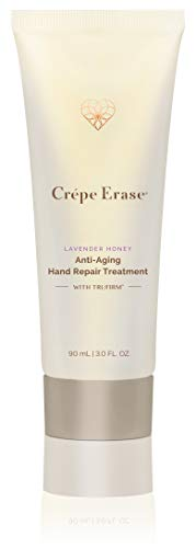 21Nq%2BIkCURL - Crépe Erase Advanced Anti Aging Hand Repair Treatment with TruFirm Complex, Lavender Honey, 3 Oz