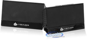 (Limitless Creations XCLIP22 - Easy-Snap, Portable 2.0 USB Clip-On Laptop Speaker System for Toshiba , Asus, Mac, Macbook Pro, HP, Samsung, Acer, Dell, Sony, Lenovo, Netbooks, Ultrabooks. Travel Speakers)